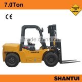 7 ton forklift truck with Isuzu 6bg1 engine