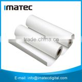 Waterproof Wide Format Inkjet Printing Cotton Canvas Roll 260gsm Matte Surface Finish                                                                         Quality Choice