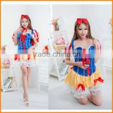 The fairy tale snow white girls game UNIFORM Halloween Costume Cosplay Halloween Costume Party
