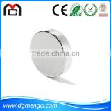 Professional Customized High Quality Low Price Disc Magnets with N35 N35 N42 N48 N52 ect