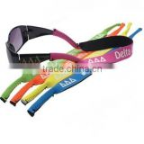 Promotional cheap custom floating sunglass neoprene strap                                                                         Quality Choice