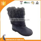 kid winter boots shoes fur boots warm boots                                                                                                         Supplier's Choice