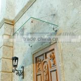 Glass Entrance Canopy Awning System