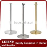 Wholesale alibaba hotel rope barrier stand in China