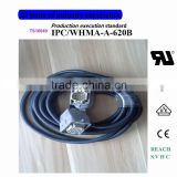 09200042611 HA-4P-M Harting Heavy Duty Connectors(Crimping+assembly) Industrial wire harness