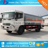 5000liter 4*2 glacial acetic acid transportation truck for sale