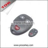 BUICK FIRSTLAND TRANSPONDER CAR AUTO REMOTE KEYS PANIC ALARM BUTTON FLIP FOLDABLE BLADE BLANK CAR KEY SHELL COVER