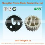 OEM plastic injection molding for ABS,PC,PE,PP, Nylon Plastic Gears with ISO certificate made in China