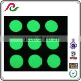 Glow in dark decal sticker home button sticker for iphone 5