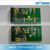 2.4GHz stereo microphone wireless modules (transmitter and receiver)