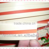 furniture laminated edge strips