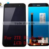 Original For ZTE Blade V6 LCD Display+touch screen Assembly for ZTE Blade V6 perfect repair parts smartphone+track number+tools