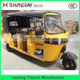 China 6 Passenger Original Bajaj Tricycle for Sale                                                                         Quality Choice