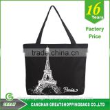 Top quality Eye-catching Event Giveaways tote bags with custom printed logo,recycle cotton tote bags