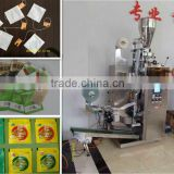 Automatic Tea Bag/Herb Tea Packaging Machinery with inner and outer bag                                                                         Quality Choice