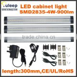 2015 High quality Flat Linear dimmable motion sensor Led under cabinet light Led kitchen light,12 volt led lights