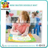 Educational toys kids painting aqua doodle mat with pen for sale