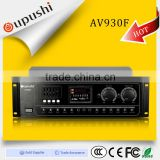 Oupushi 400W Professional DJ power amplifier Bluetooth stereo amplifier