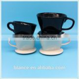 ceramic coffee brewer filter for coffee tea