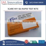 Effective Grade HIV Rapid Self Test Kit for Fast Results