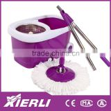 360 spin tornado floor heavy duty cleaning wringer Plastic magic 360 easy spin Wringer spinning mop bucket with wringer
