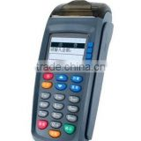 Wifi Handheld GPRS Linux POS Terminal with SIM Card with Printer with Magnetic card IC card Reader
