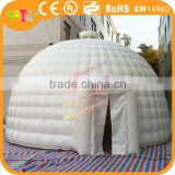 Factory price wholesale high quality commercial dome inflatable tents for event and party, inflatable tent