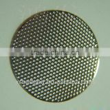Shenzhen factory ISO9001 High quality perforated metal mesh,slotted hole perforated aluminum sheet