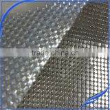 2015 cheapest!!hot fix Fashion aluminium mesh ,clothing accessories , empty cup mesh ,jewelry accessary