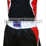BST-4862 Womens Boxing Shorts Set