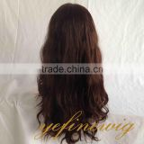 High Quality Factory Price Virgin Skin Top Natural Wave Asian Women Hair Wig