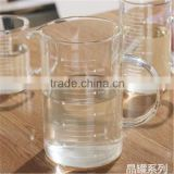 Kitchen and restaurant use!High borosilicate heat-resistant measuring glass cup 350ml/500ml/1000ml