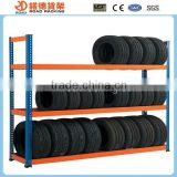 Widely used warehouse truck tyre tire racking storage rack