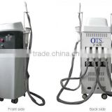 NEW Arrival lymph drainage machine Functional Slimming & Body Shaping cavitation+rf+vacuum suction+roller+soft laser