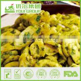 Bulk Packing Fried Broad Bean Snacks Seaweed Flavor Broad Bean Chips