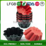 cooking tool muffin cup silicone cake mould kitchen utensils silicone baking mold silicone lego cake mold