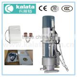 Kalata hot sale 400kg roll up door motor high quality safe roller up automatic side motor with remote controller