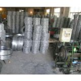 PVC Coated or Glavanized fence wire/barbed wire from China
