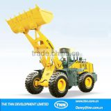 S4-Middle transmission famous engine cheaper good best quality ZL50 5 ton Wheel loader