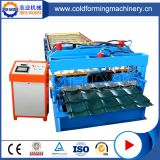 Zhiye High Quality GI Glazed Color Roof Tile Forming Machine