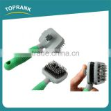 New design grooming brush comb pet deshedding tool for dogs