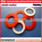 rubber bearing pad plastic flat washer