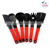 hotel kitchen utensils nylone kitchen tools cooking tool sets