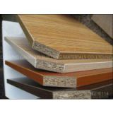 Excellent quality satin melamined particleboard