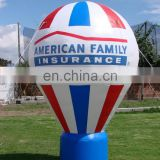 Popular inflatable advertising balloon giant inflatable ground balloon Inflatable air ground balloon