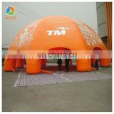 customized inflatable tent/giant outdoor event dome tent
