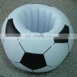 promotional inflatable football design cooler