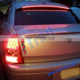 EROO24B Strobe Effect Super Bright Red Light LED Brake Light For Vehicle