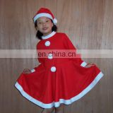 SL2011D-9 christmas costume for girl