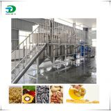 Crude oil refining plant, crude palm oil refinery machine, walnut oil press machinery
